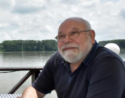 """Владимир Зарев, писател, главен редактор на списание """"Съвременник"""", Почетен гражданин на Видин"""